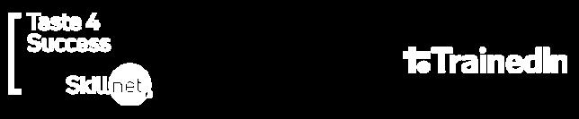 upskill-trainedin-logos